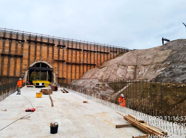 Autobahn Brückensanierungen, Ingenieurbau, Architekt Bohnenkamp