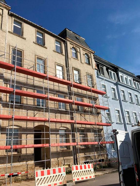 Sanierung MFH Bohnenkamp-Architekt