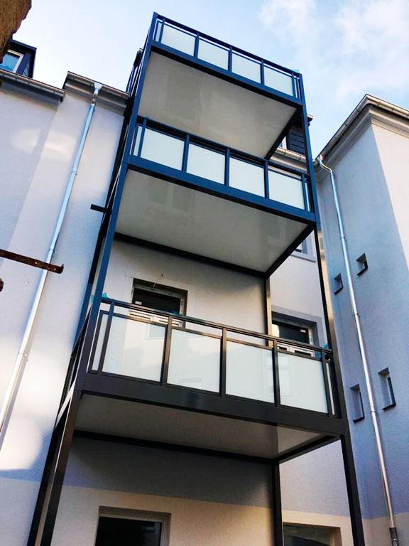 Sanierung Nachher hinten Bohnenkamp-Architekt